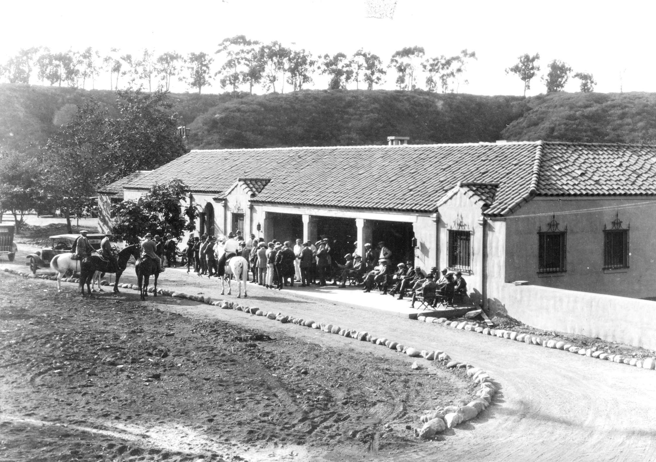 Uplifters Club 1923