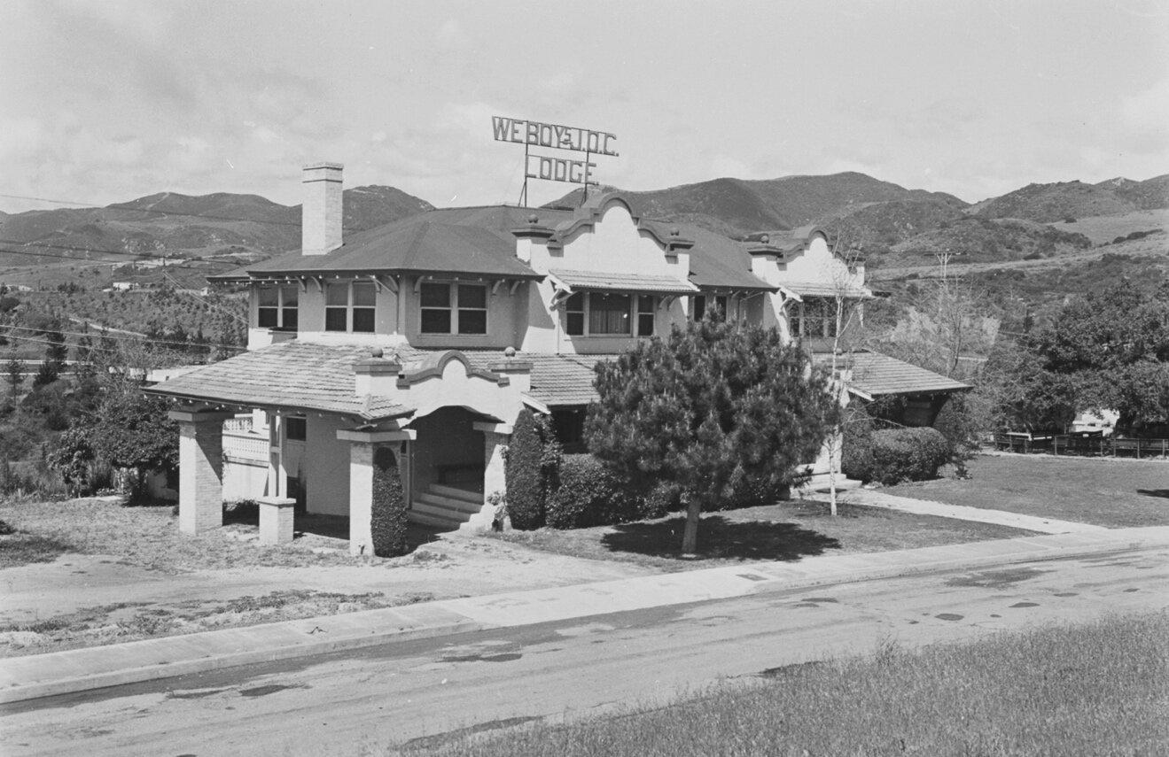 Aldersgate Lodge 1927