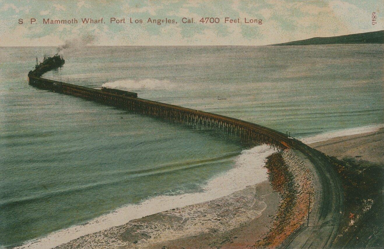 Long Wharf 1893