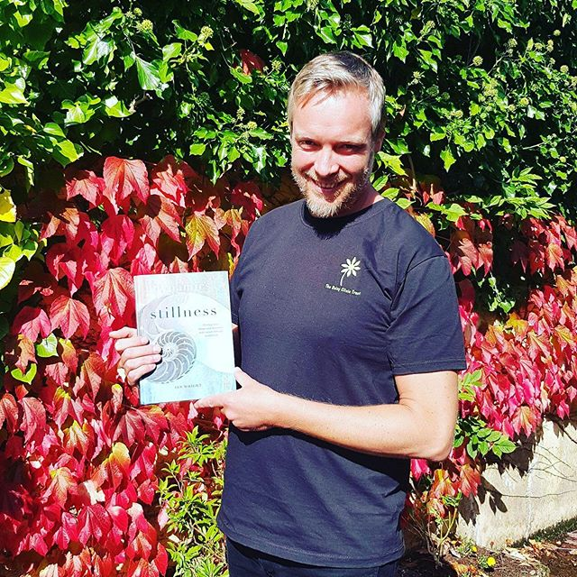 Congratulations to Ian! His new book 'The Dynamics of Stillness' is out today, it will help you to reconnect with your senses and 'develop a state of neutrality' with over 30 step-by-step practices you can find peace in the modern world!  To find out more click the link in our bio 💕 . . . . .  #bemindful #innerself #innerwork #meditatedaily #liveinthenow #meditationspace #meditation #meditationcoach #peacefulwarrior #stillness #quietmind #peacewithin #peacefulmind #mindfulness #thepowerofnow #healthymindset #highvibelife #highvibes #highvibetribe #lawofattraction #manifestation #manifesting #manifestyourlife #manifestyourdreams #positiveliving #raiseyourvibration #spiritjunkie #selfgrowth #tribevibes #theuniversehasyourback