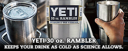 Yeti Checkout Page Add-On Ad