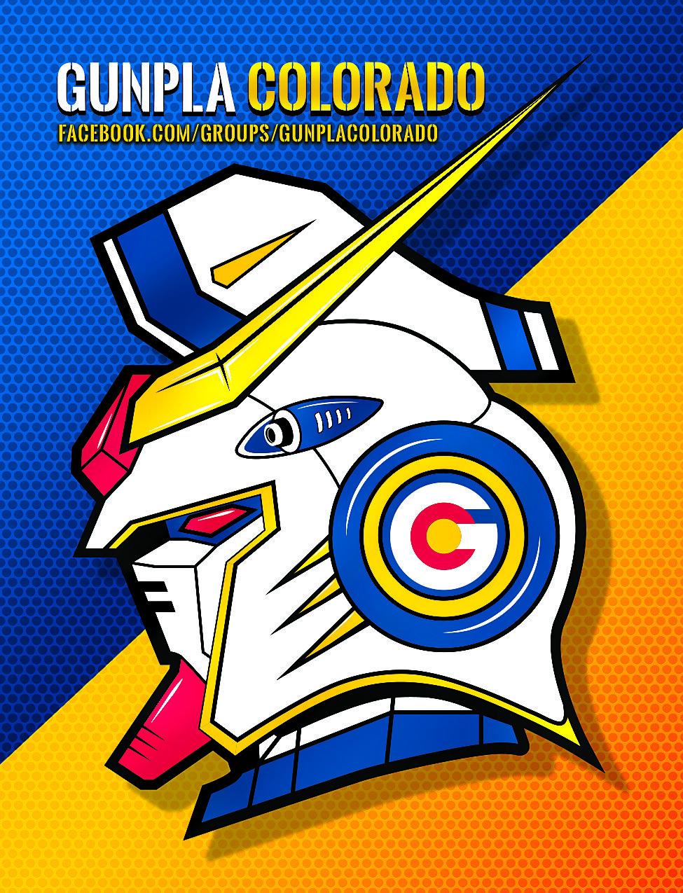 Gundam Head Gunpla Colorado