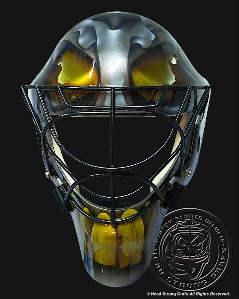 Justin Goldman Frank The Rabbit Mask (Front)