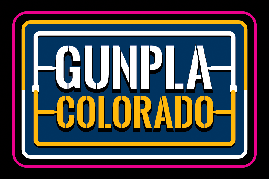 Gunpla Colorado Runners Logo