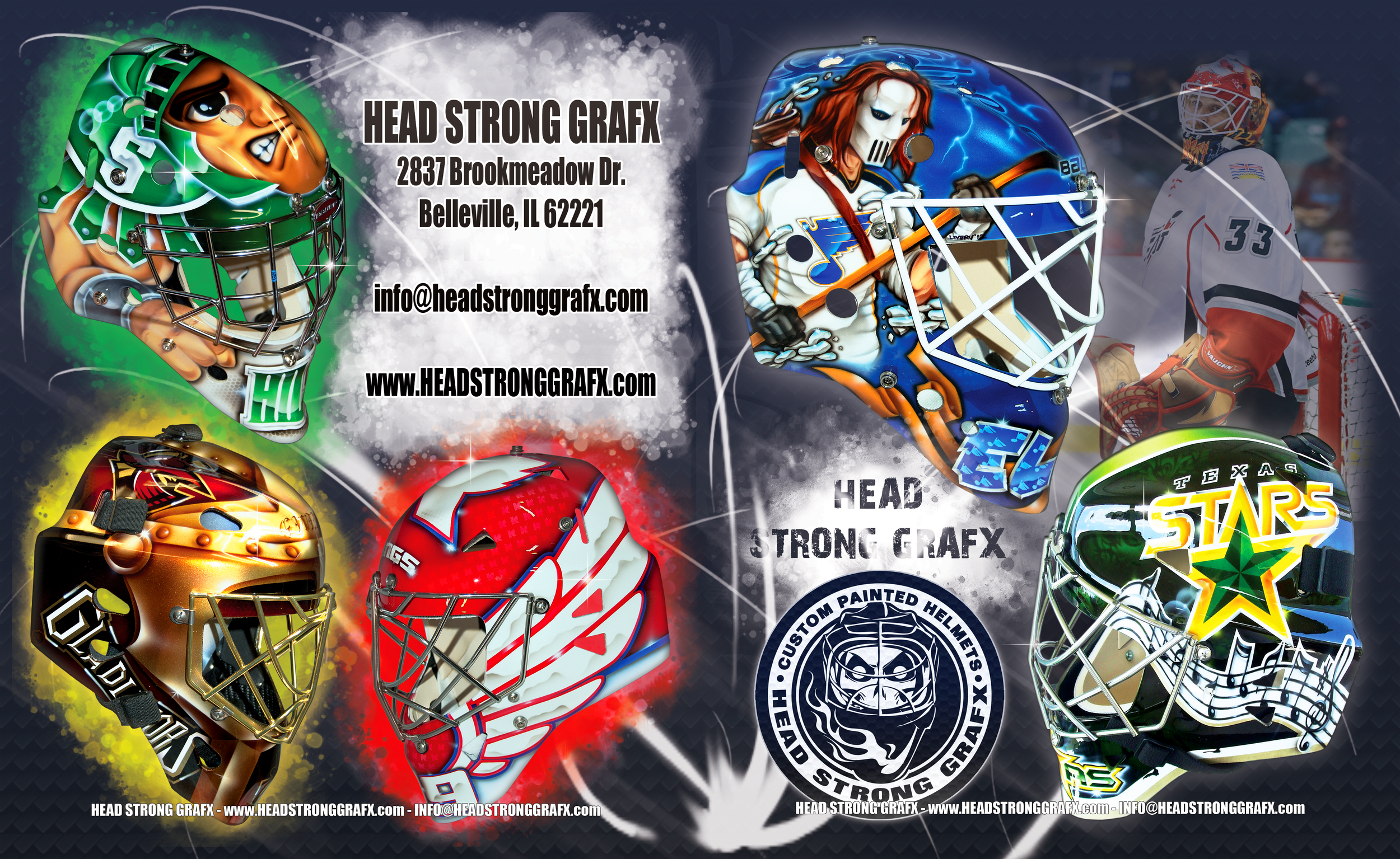 Headstrong Grafx Brochure (Cover)
