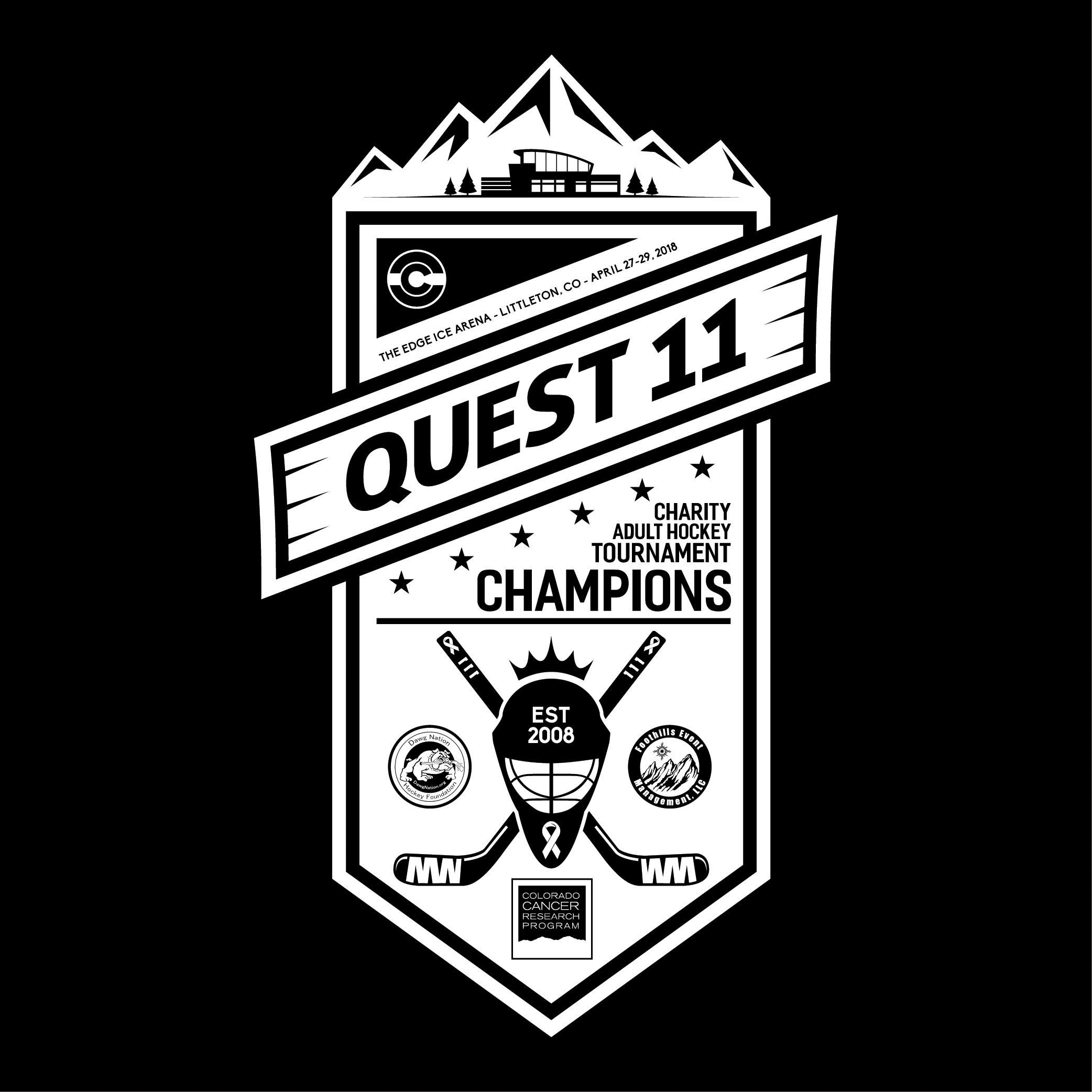 Quest 11 Champions Graphic