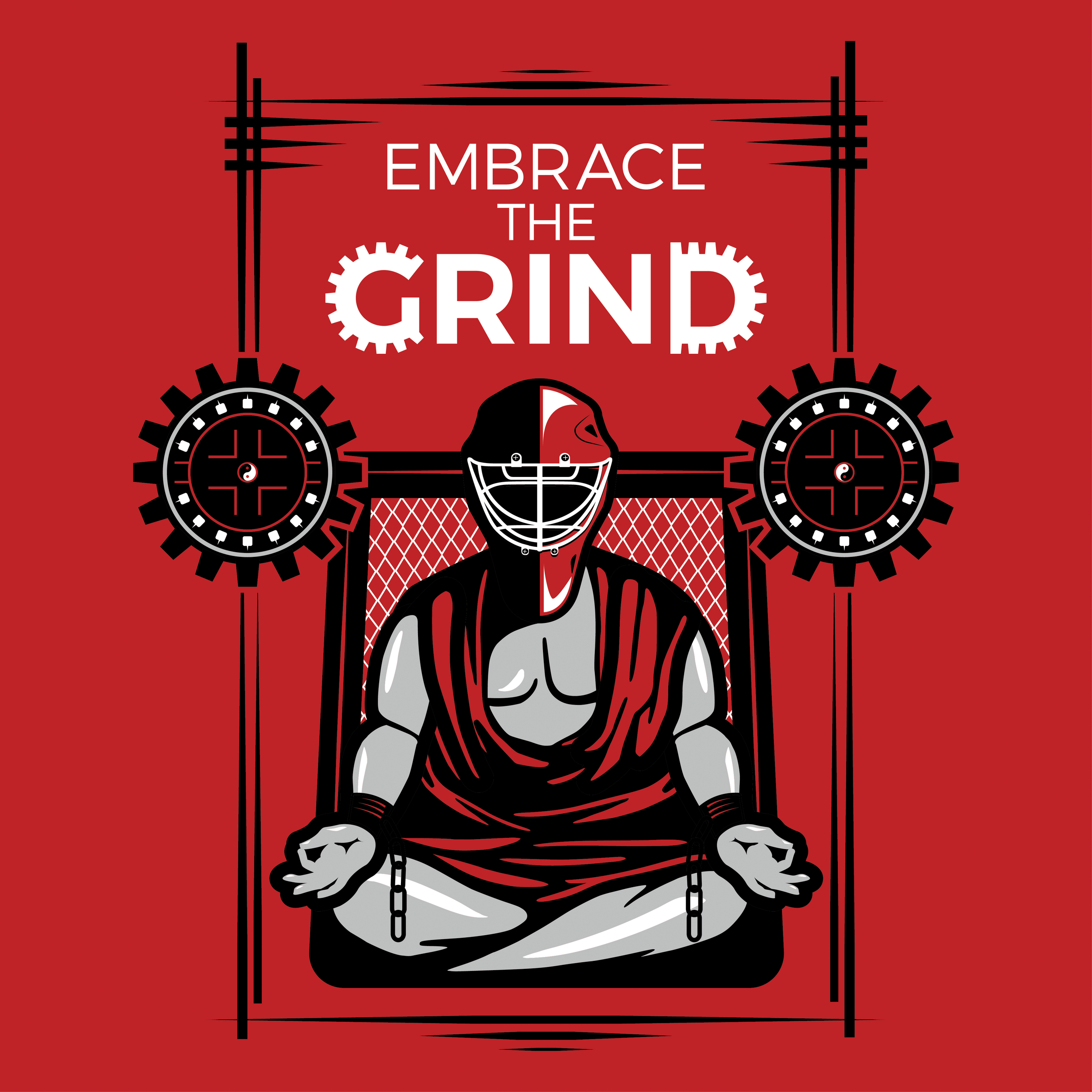 Embrace The Grind Graphic