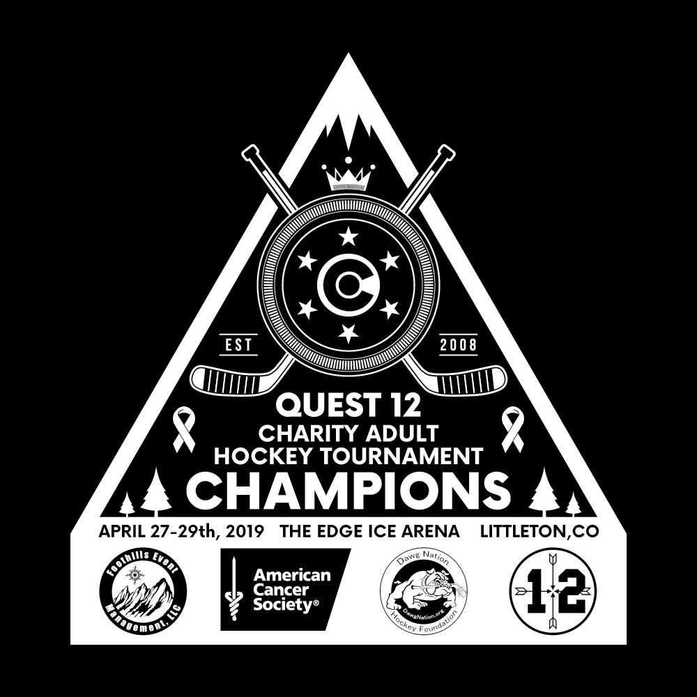 Quest 12 Champions Graphic