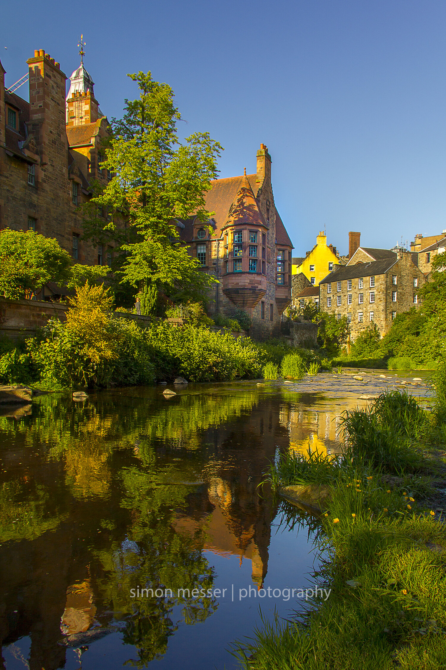Dean Village Photography Tour with Tuition   We'll meet near the centre of Edinburgh where we'll say a quick hello and jump right in. I'll talk to you to find out where you are at with your photography.  From the historic and unmissable Dean Village we'll move on to get some great photographs of the lovely St Bernard's Well and Circus Lane in Stockbridge. Most importantly you'll get some great photographs and the skills to start developing your own style.