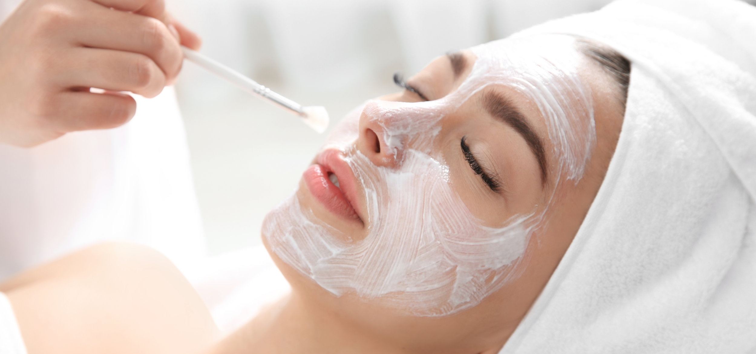 All facials and treatments are custom to your skins needs
