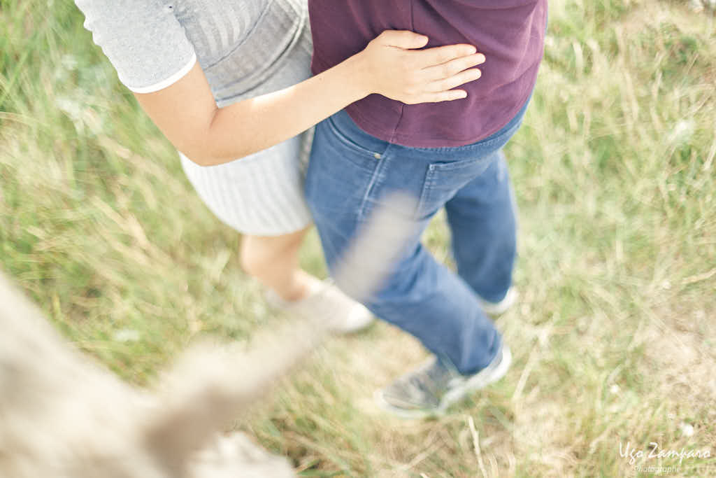 détail de couple - photographe la rochelle ile de ré