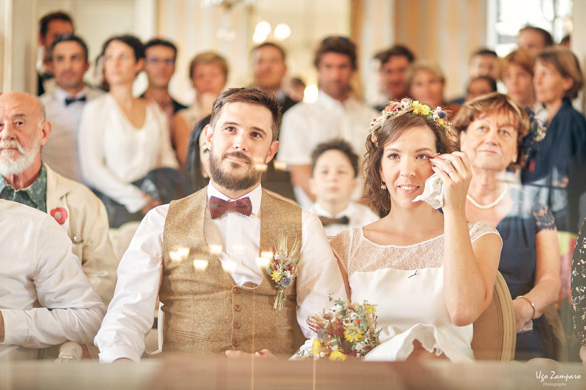 Mariés à la Mairie de Talence