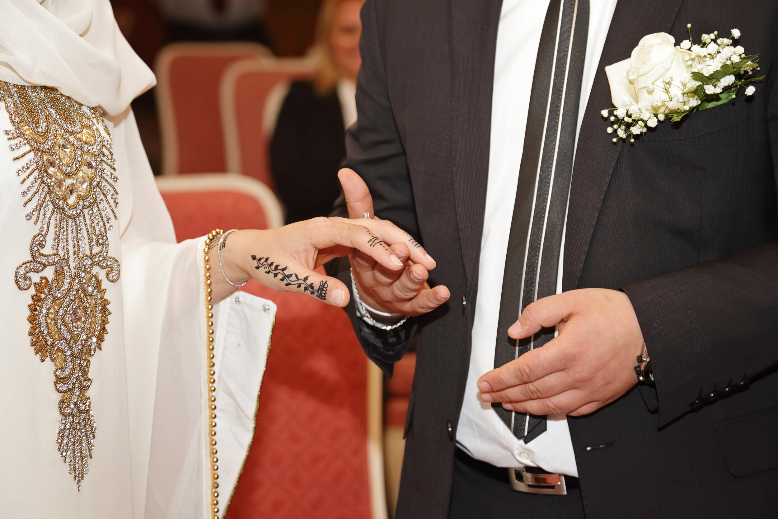 Marriage Services — Muslims for Progressive Values