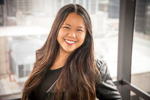Sophie Kwok - Love Intently - An app that empowers couples to build stronger relationships.
