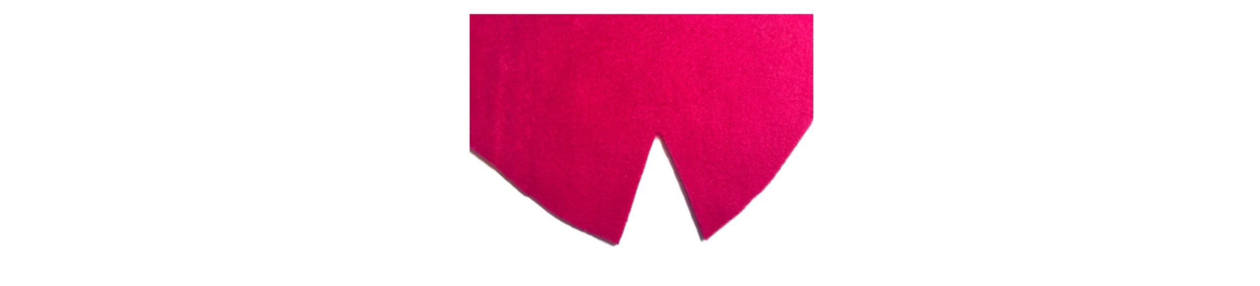 Cut the dart when cutting the fabric