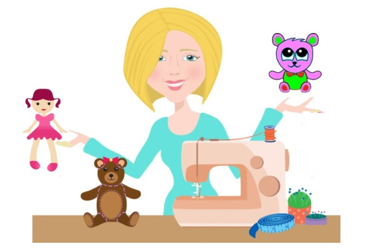Sewing Toys 101 - Sewing lessons on making toys at home.