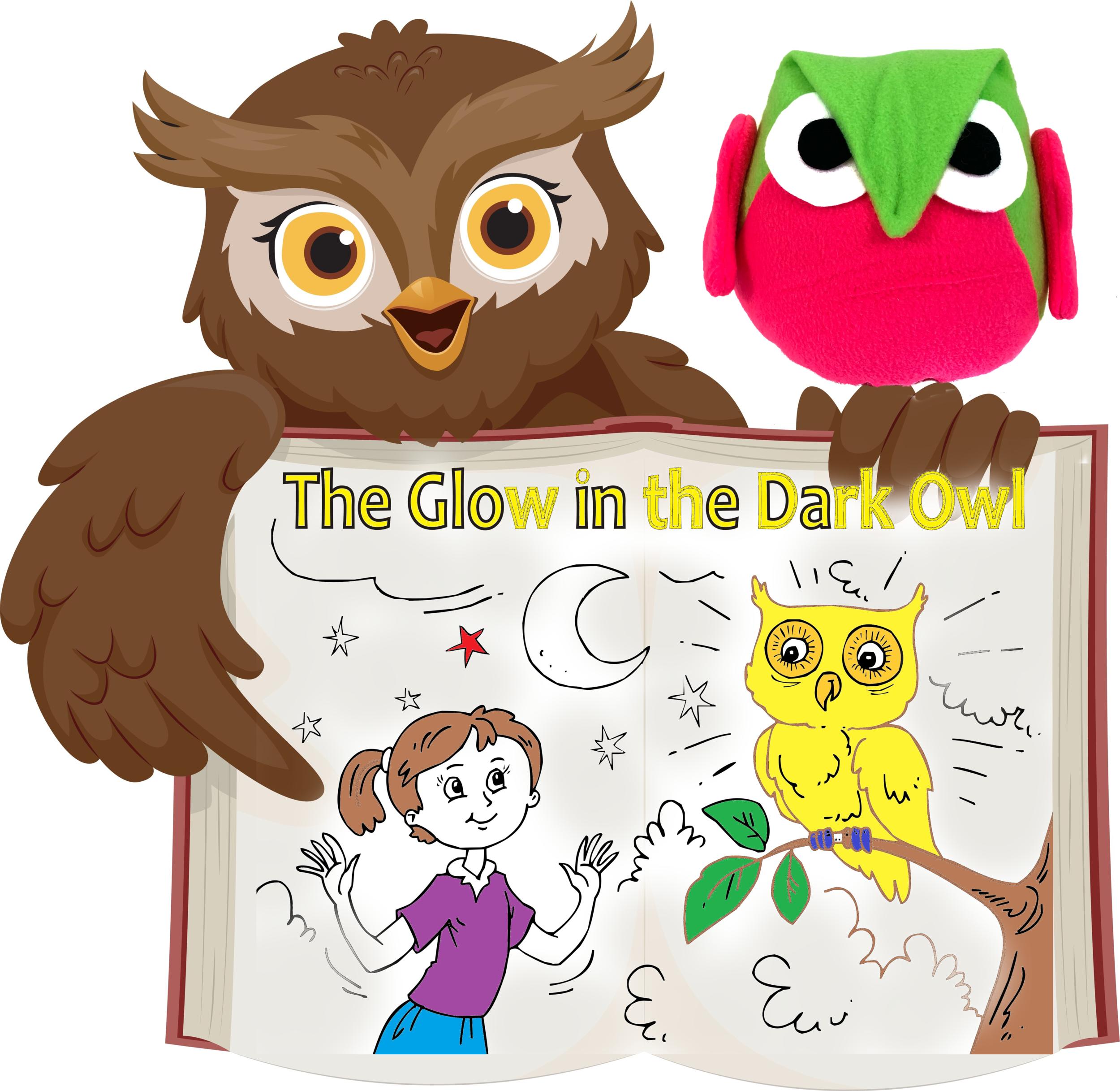 The Glow in the Dark Owl -