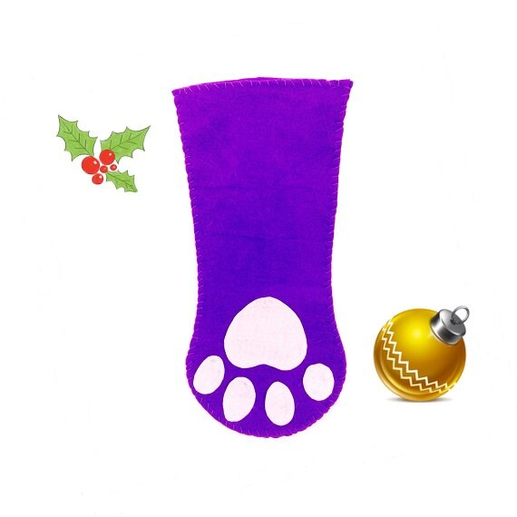 Paw Stocking -