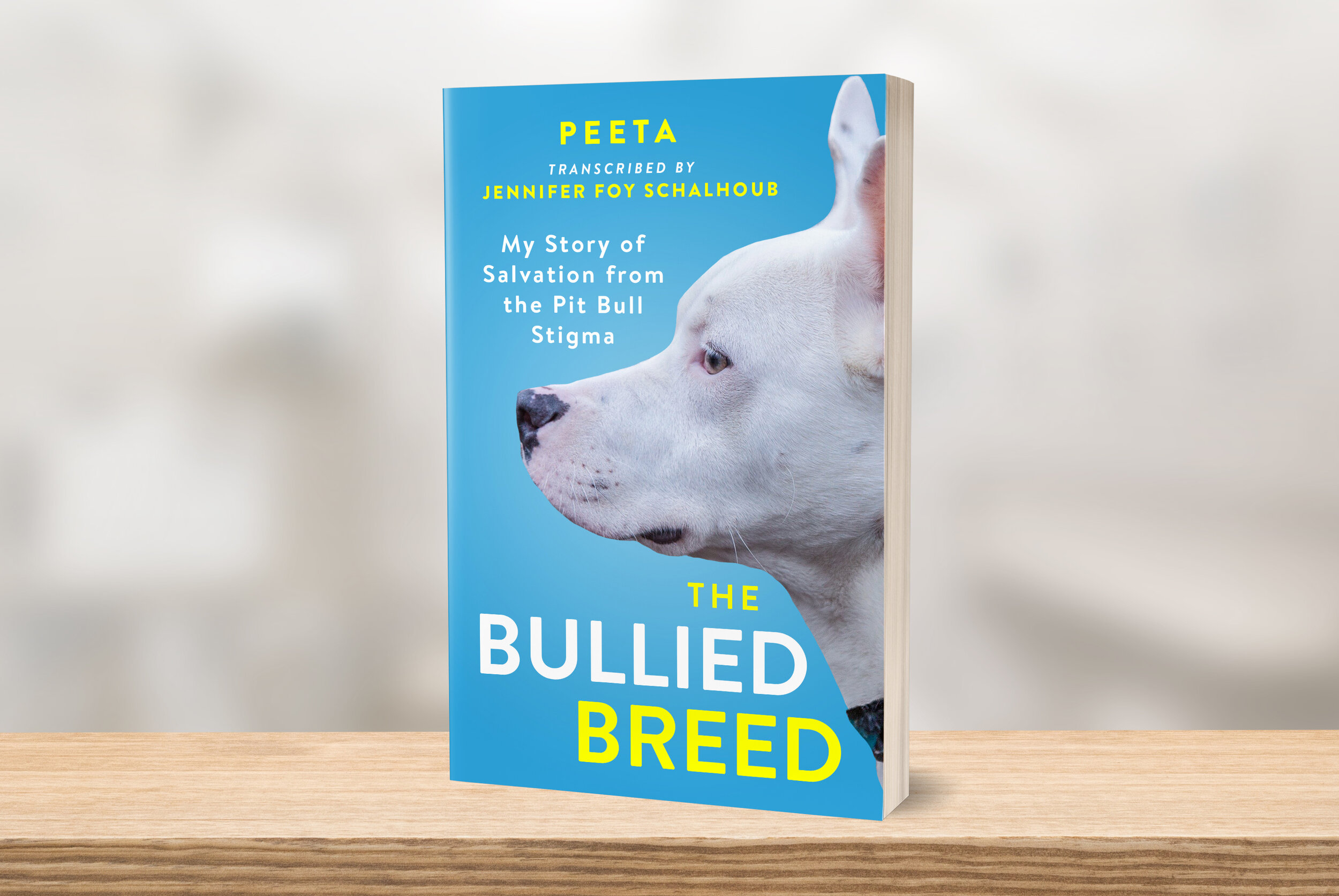 The Bullied Breed: My Story of Salvation from the Pit Bull Stigma