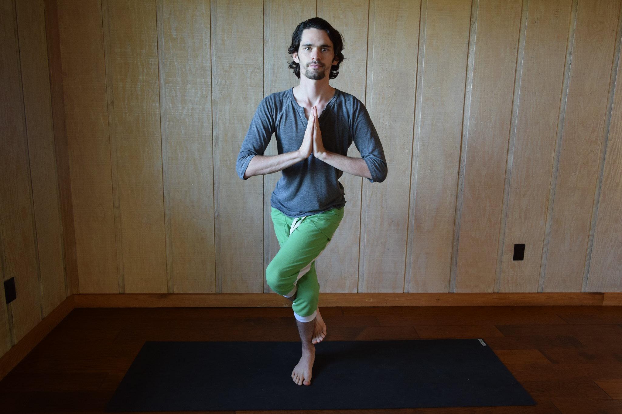 Garudasana The heart of an eagle — Hale Pule Ayurveda & Yoga