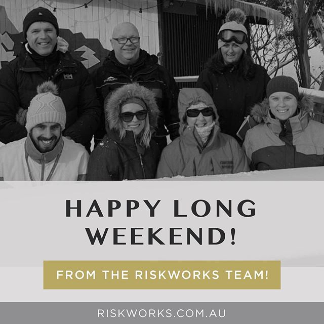 We hope everyone had an amazing long weekend and well deserved break! Ready to get back into it this week! 🙌🏻👏🏻
