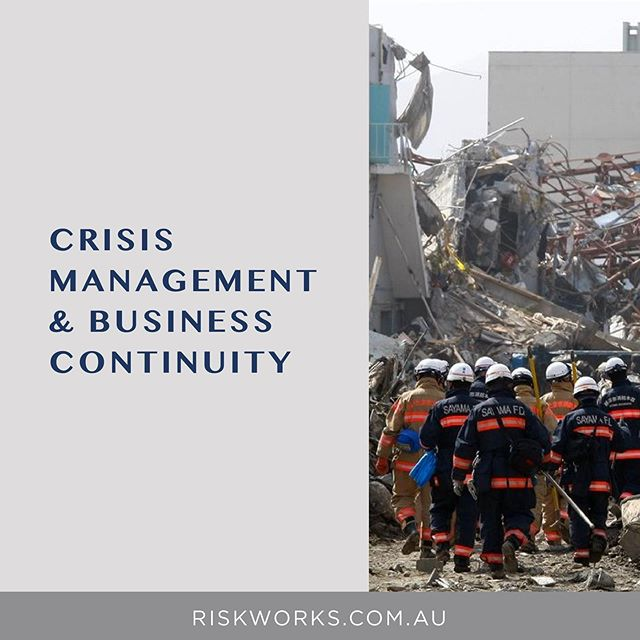 Whether its's emergency and crisis management, training or security and safety risk assessments, Riskworks tailor solutions to best suit your business needs.  Visit our website for more details and to get in contact today!