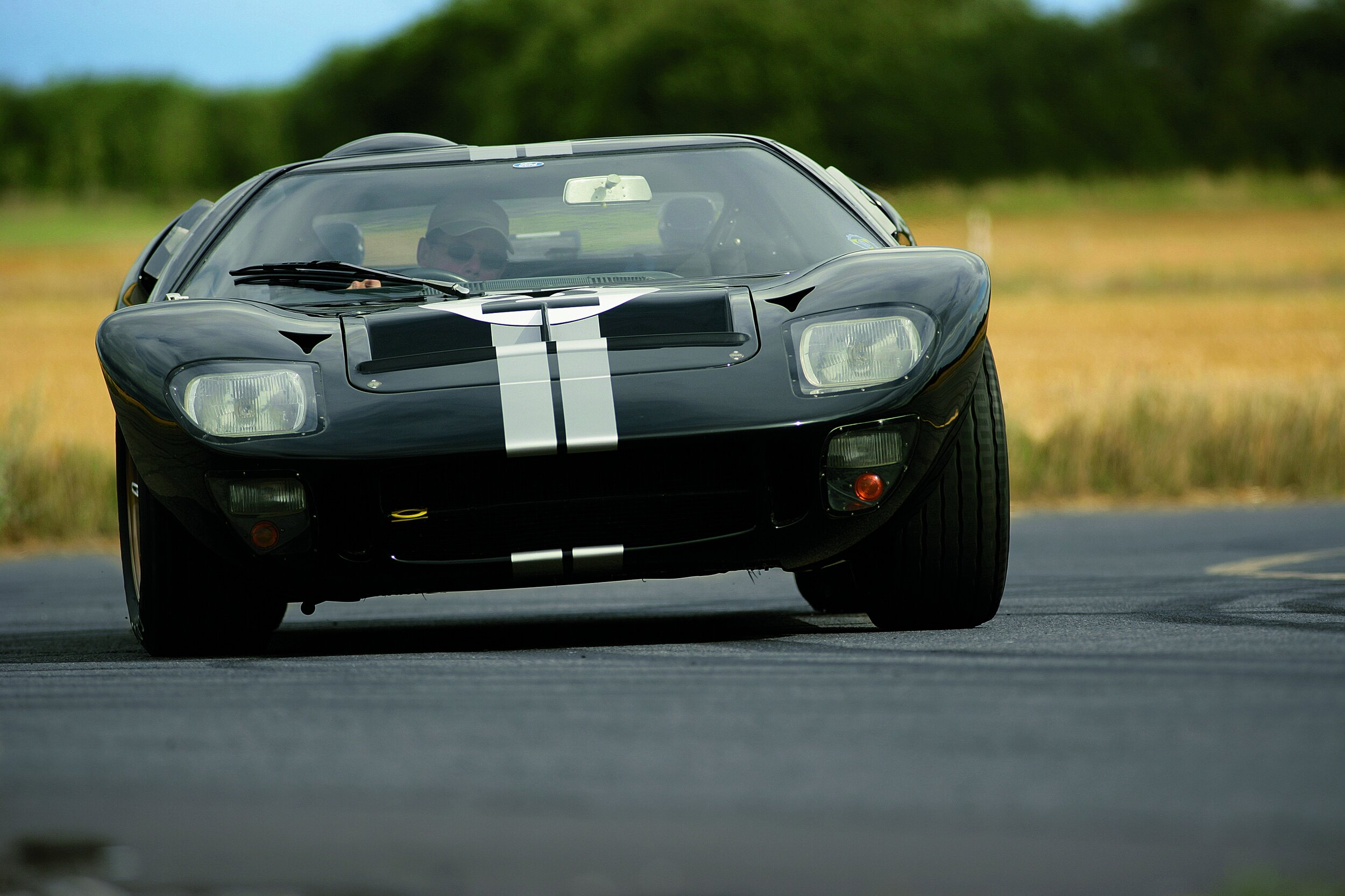 Driving A Ford Gt40 To Le Mans Because Jeremy Clarkson Was Too