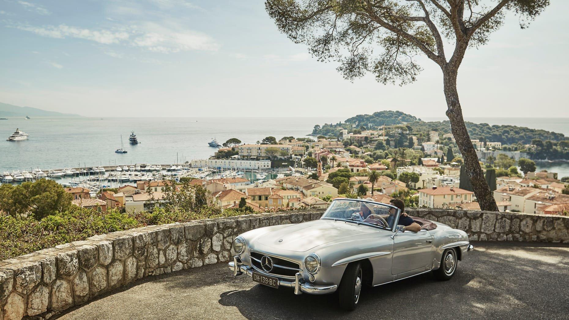Four Seasons hotels offers classic La Dolce Vita luxury road trip