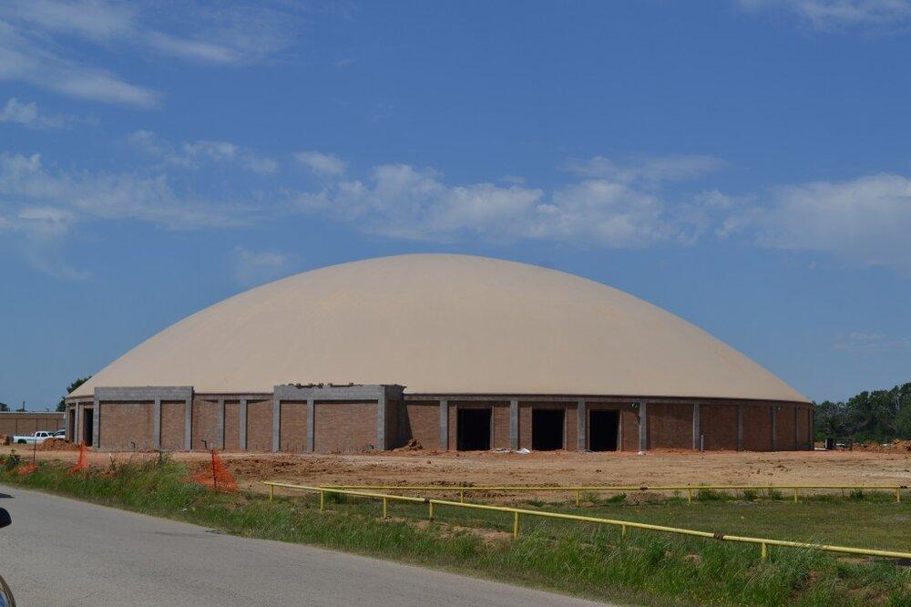 Crockett ISD dome.jpg
