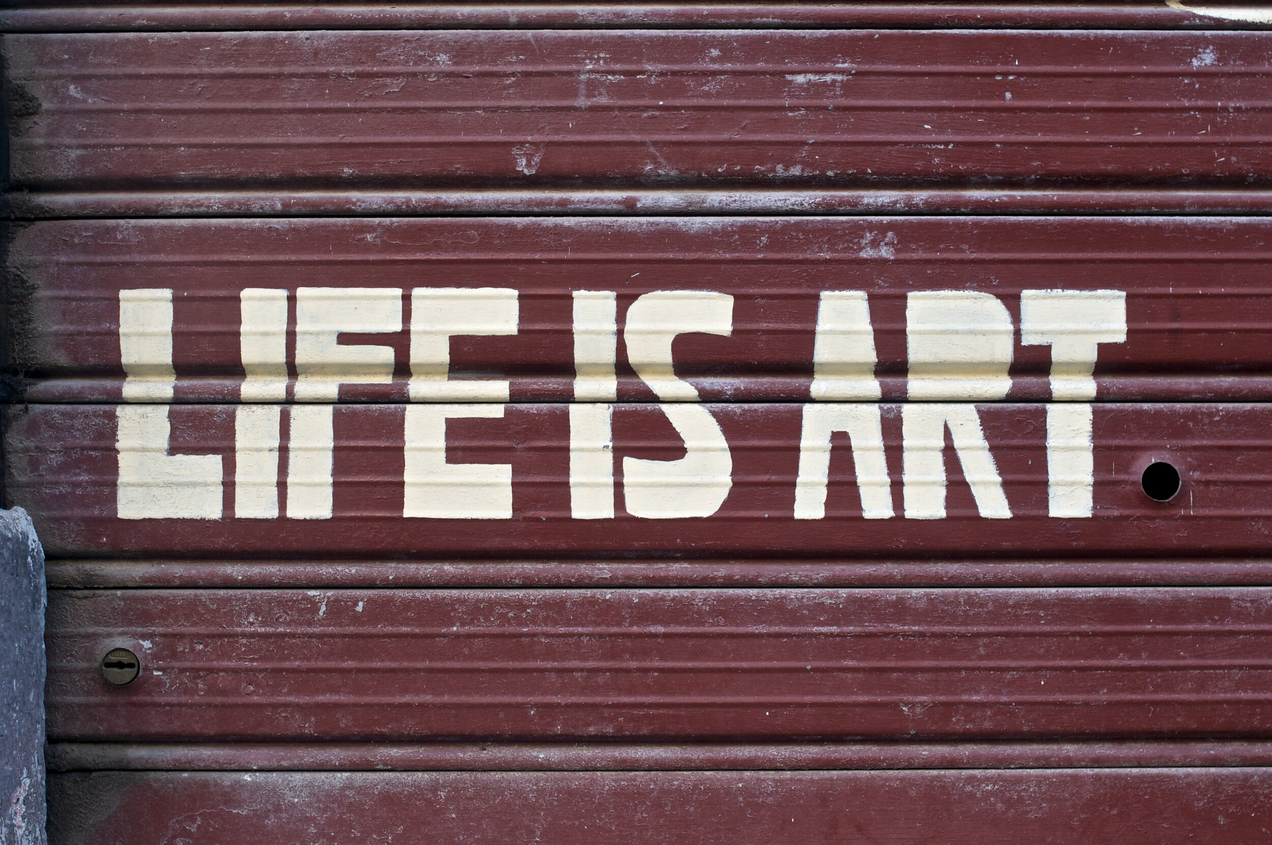 Life is art.jpg