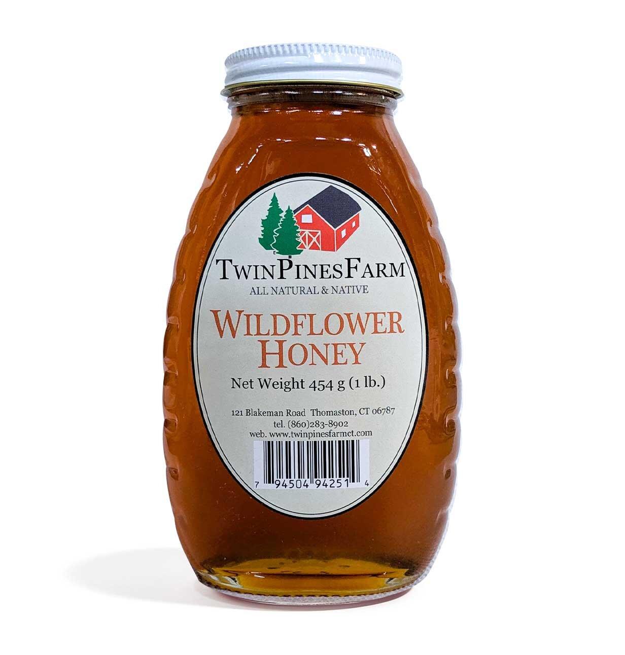 Wildflower Honey - $10.00