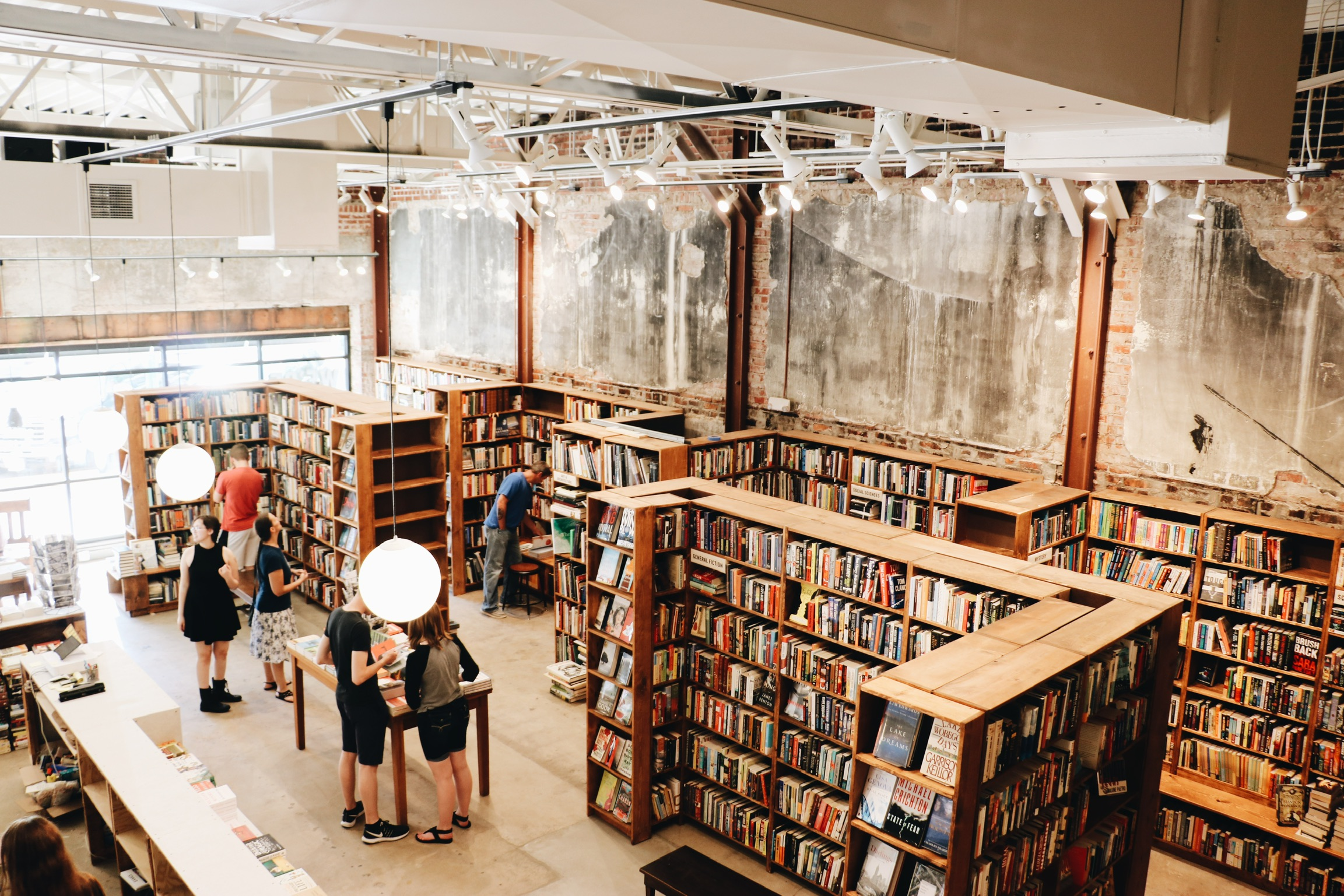 AGGIEVILLE LOCATION - After a devastating fire during renovations in 2017, the Dusty Bookshelf at the Co-op is back open at the corner of Manhattan and Moro. Stop by to shop both new and used books, and grab a cup of Intelligentsia coffee at our front counter.