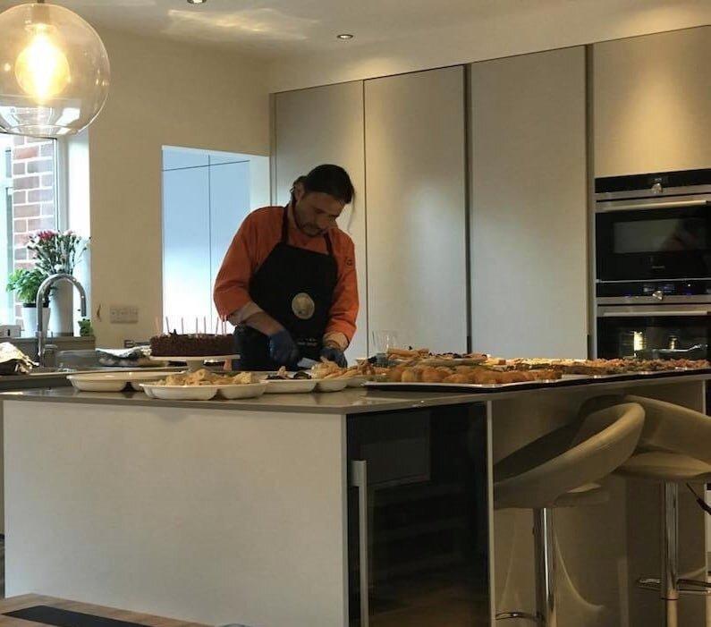 Sergio Mitrano - Sicilian Professional Chef - Italian Personal Chef - Winchester - Hampshire