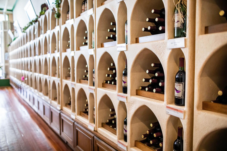 Winery at Rusty Nail Winery