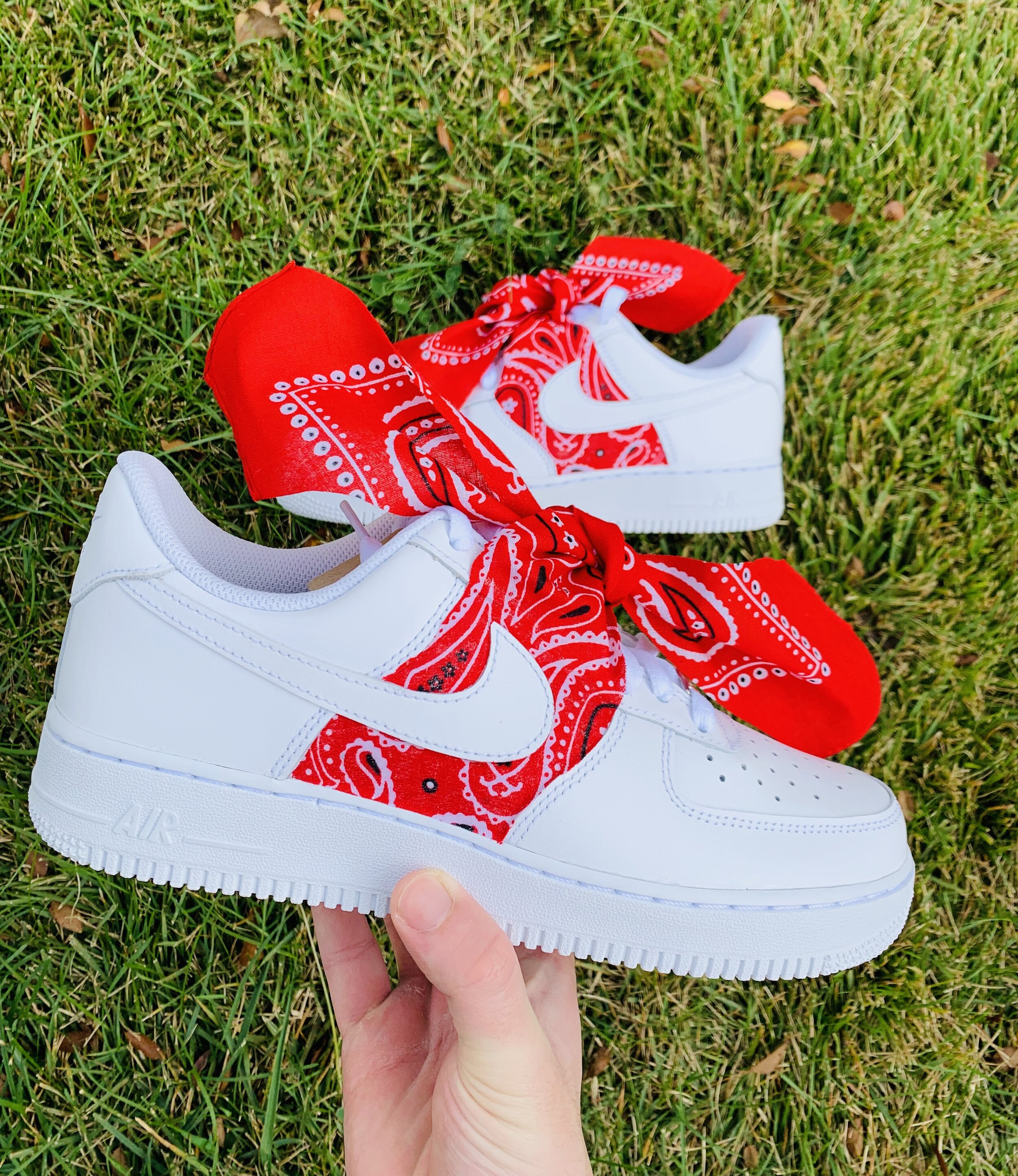 air force 1 bandana
