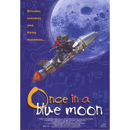 Once In A Blue Moon - Music Composed By Daryl Bennett