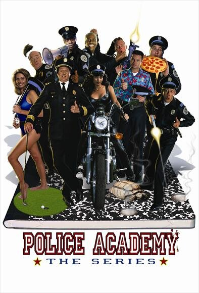 Police Academy The Series - Music Composed By Daryl Bennett