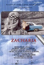 Zacharia Farted - Music composed by Daryl Bennett