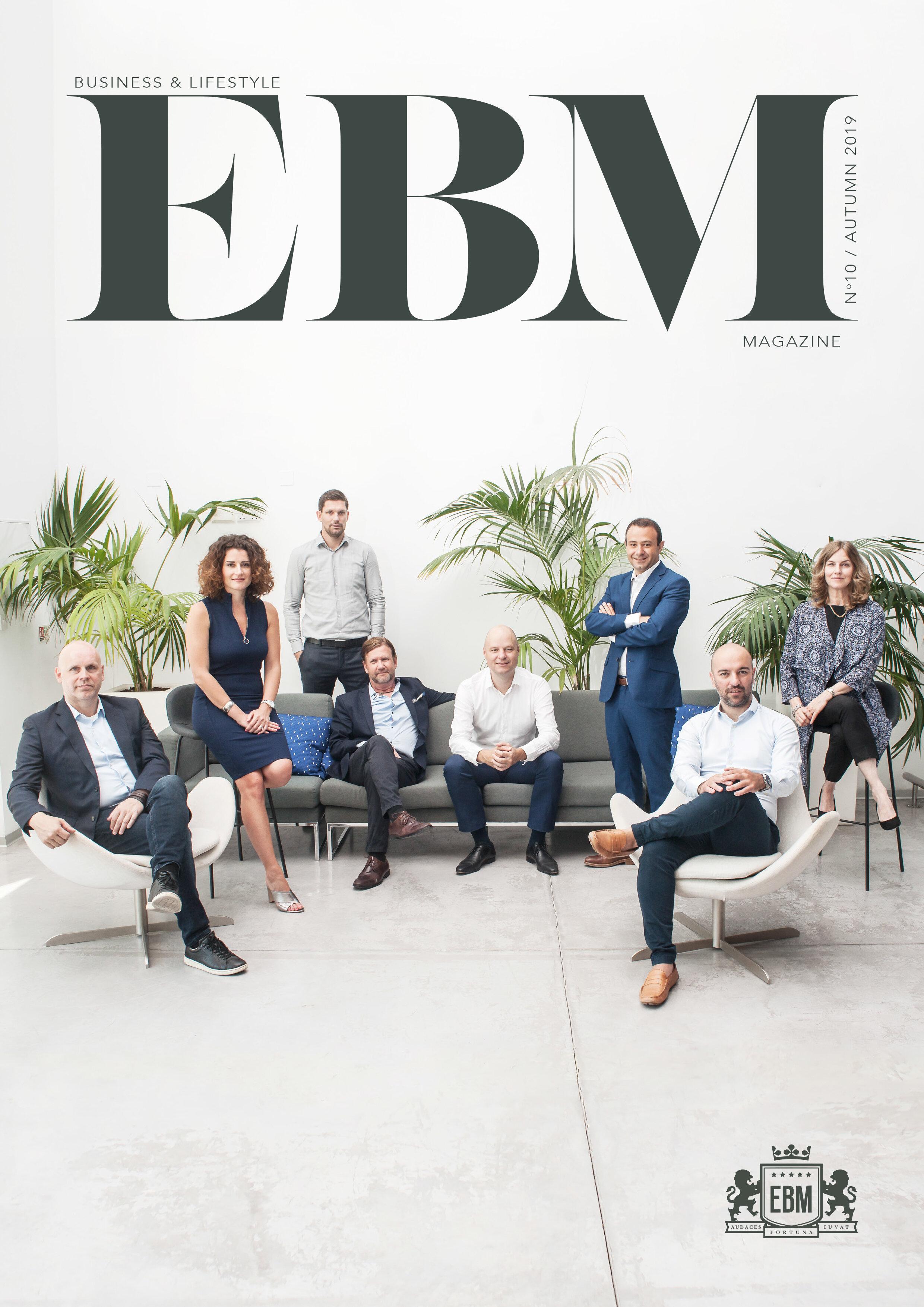 Concept and art direction, cover shoot EBM Magazine issue 10. Betsson.  Photographer: Federico Peltretti.