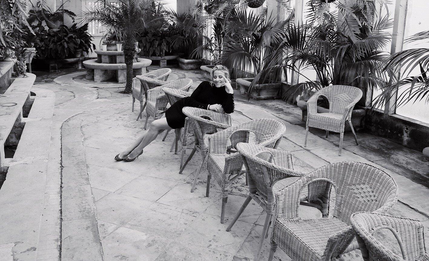 Art direction and photography. Justine Pergola, Palazzo Parisio.
