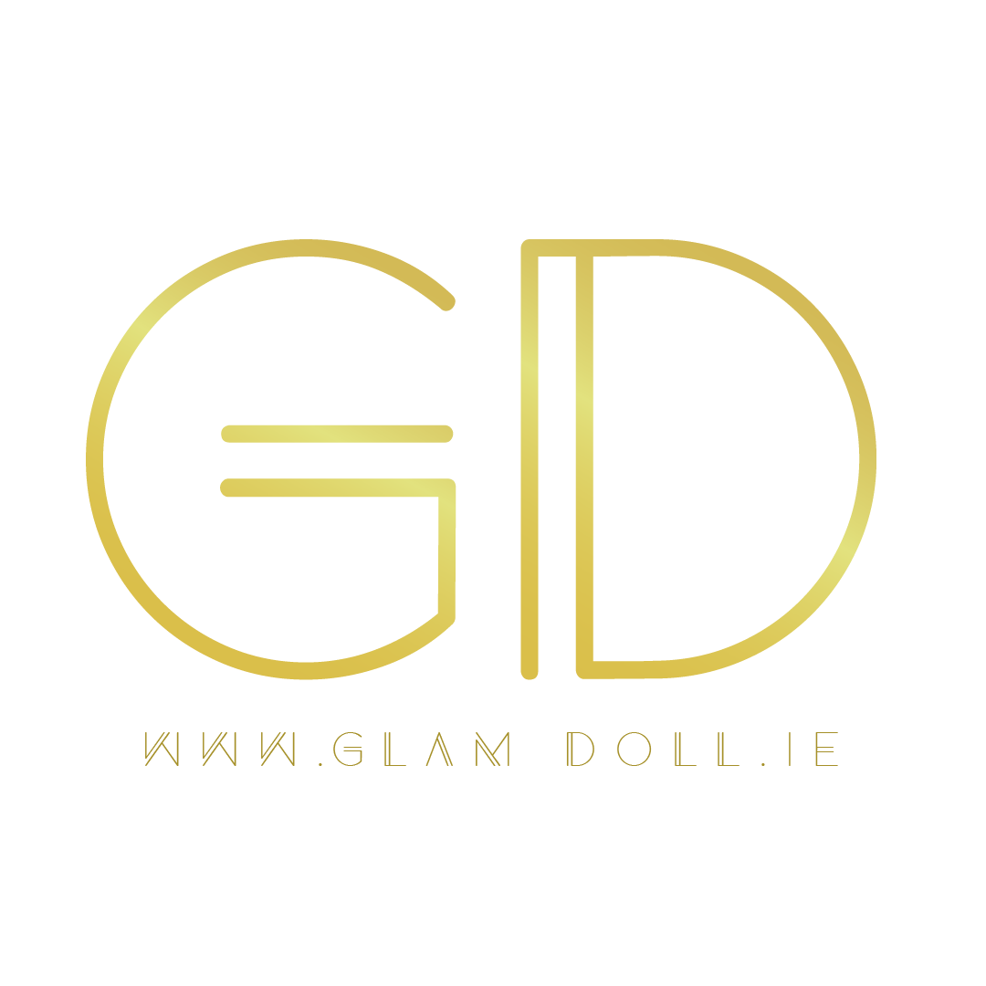 Logo redesign - Updated logo design for Glamdoll.ie