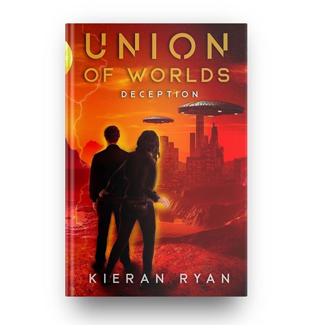 Union of worlds. so proud of this teen science fiction book cover I have been working on over the summer with @tribespress . I Really enjoyed exploring new styles. Available in book stores nationwide and at www.tribespress.com #irishbooks #irishdesigner