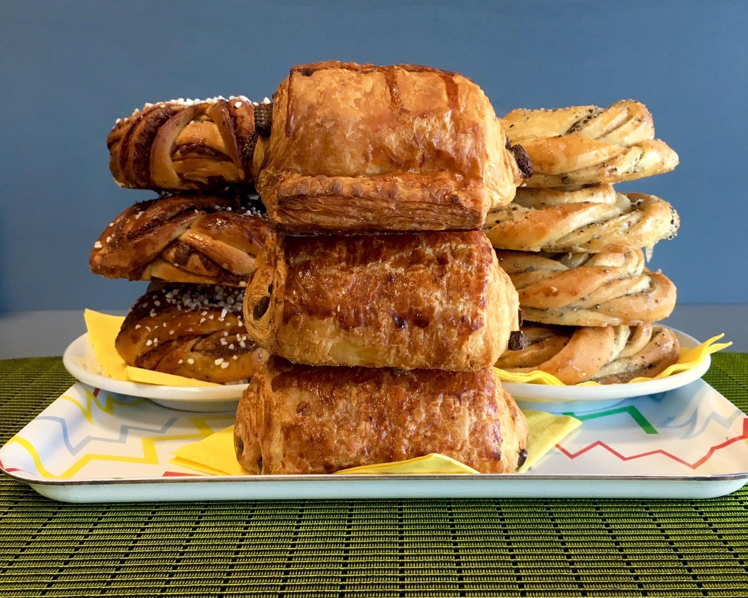 Bullar och croissanter