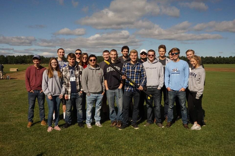 About Us - We are UNH SEDS. We build rockets. We are the future of space.