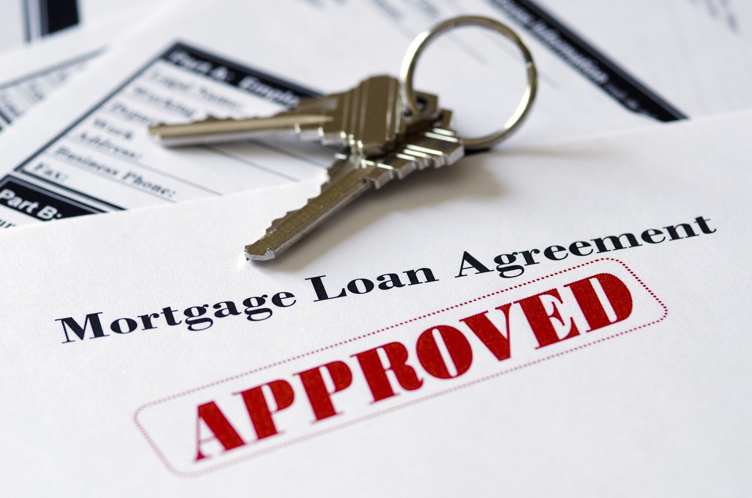 It is time to get mortgage approval