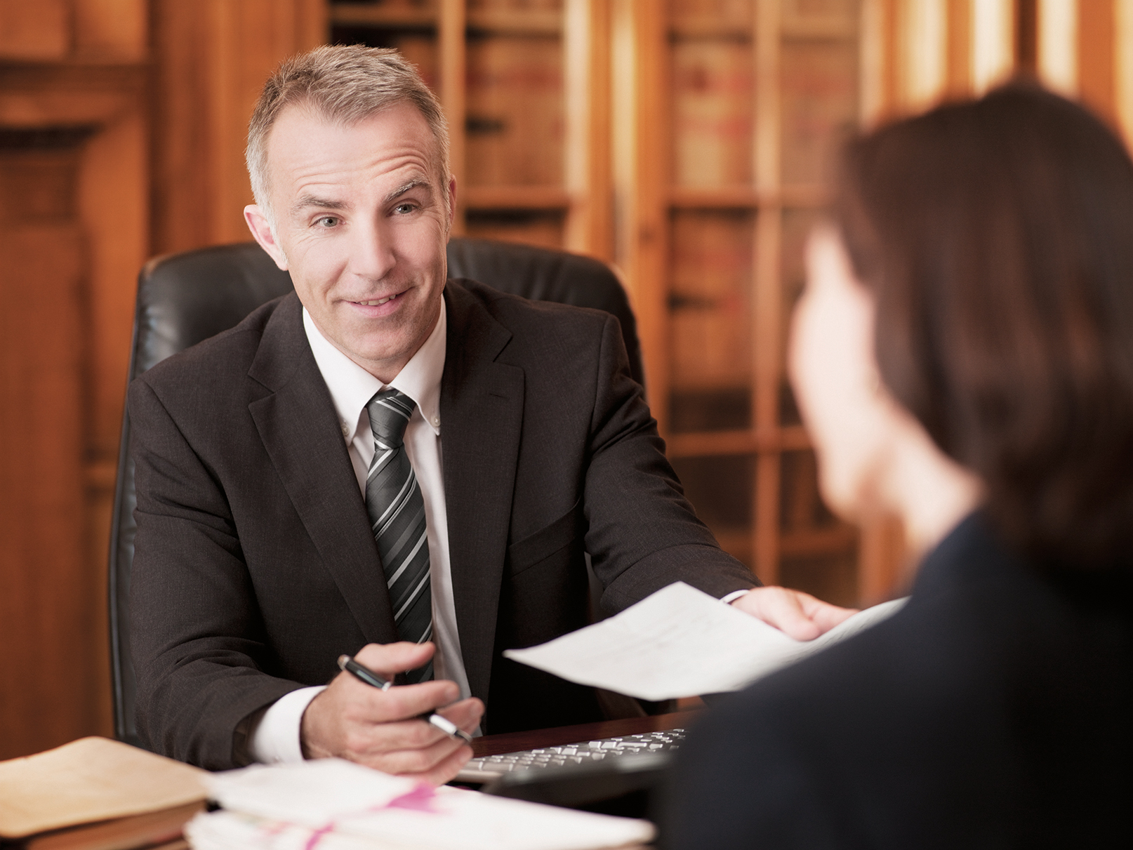 Protect yourself with a lawyer