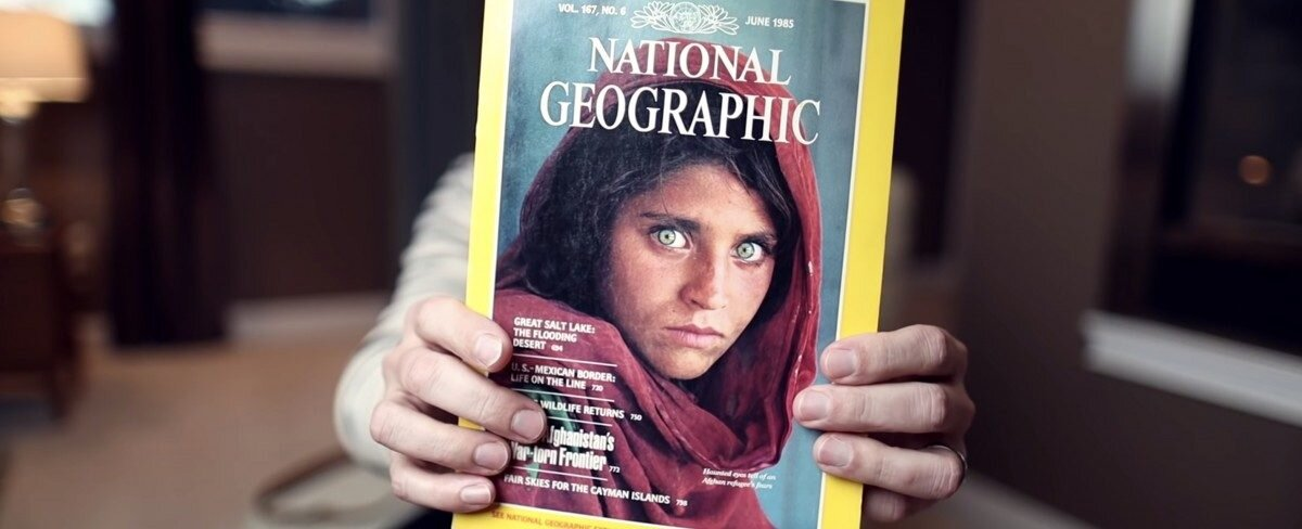 You'll Never See the Iconic Photo of the 'Afghan Girl' the Same Way Again.jpg