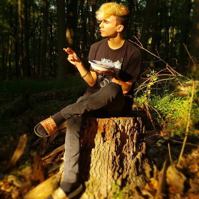 Wood. Woods. Soup.🍜 #remedy