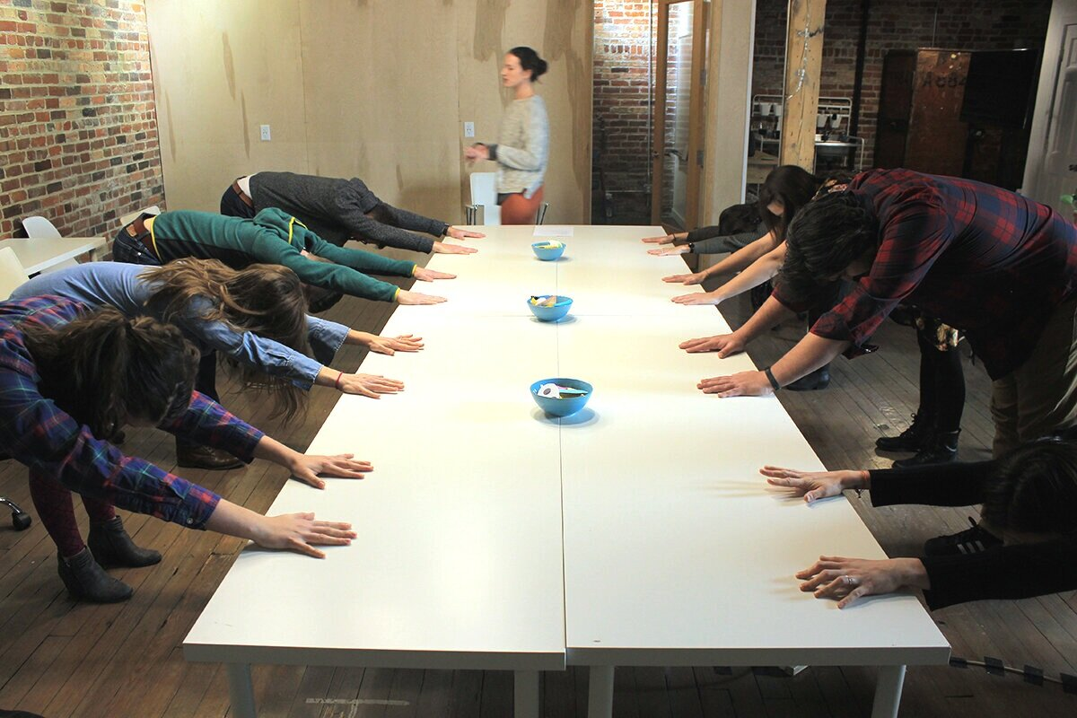 Workplace Wellness - Create a culture of wellness with custom yoga and mindfulness offerings.Bring yoga to your workplace.