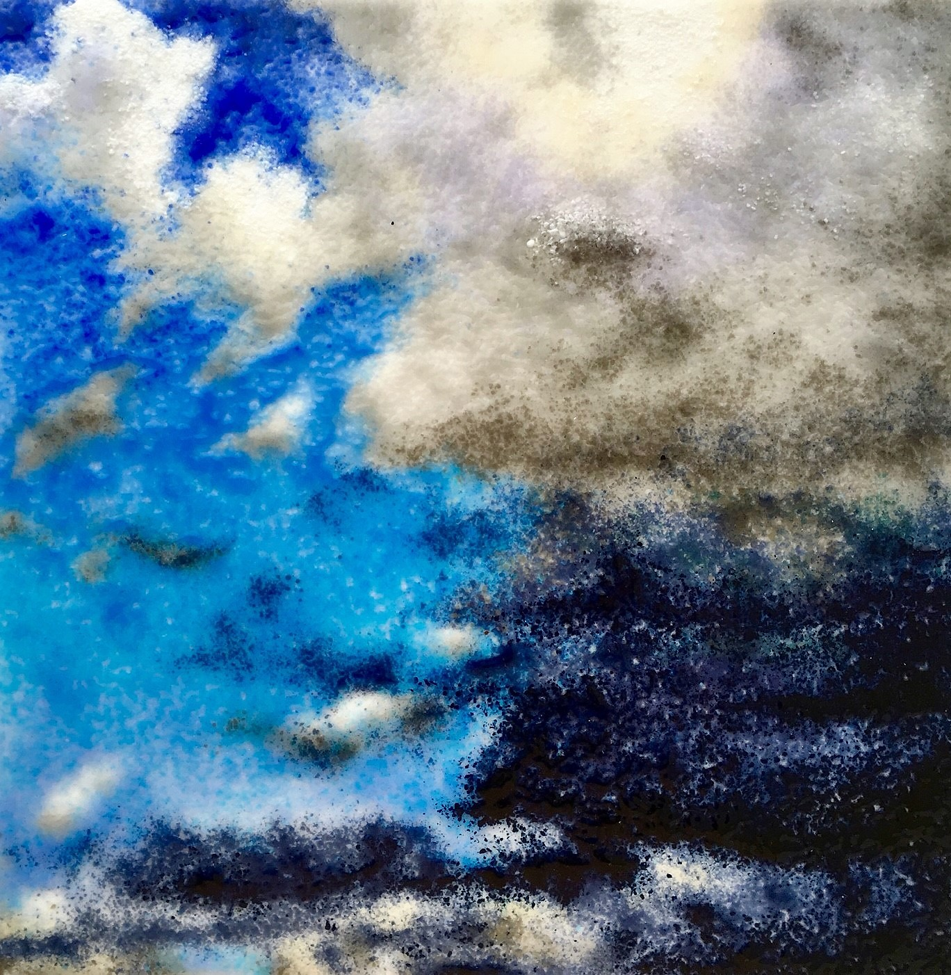 Clouds Gathering - SOLD